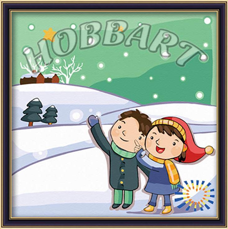 «Желание на звезду»Hobbart<br><br><br>Артикул: HB3030013<br>Основа: Холст<br>Сложность: средние<br>Размер: 30x30 см<br>Количество цветов: 20<br>Техника рисования: Без смешивания красок