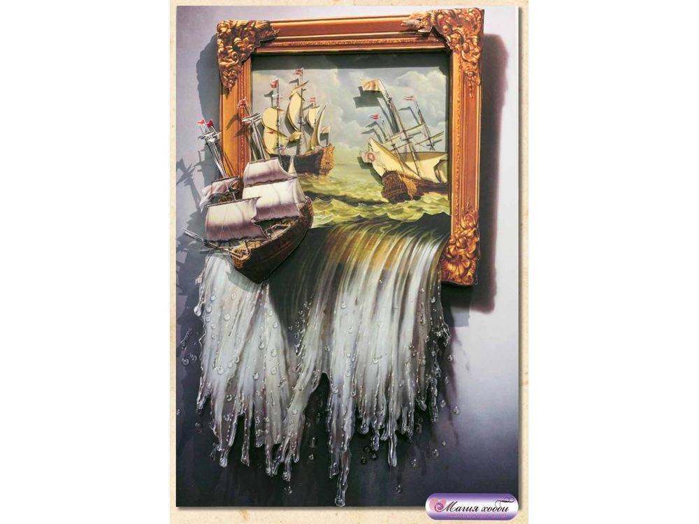 Папертоль «Море в картине»