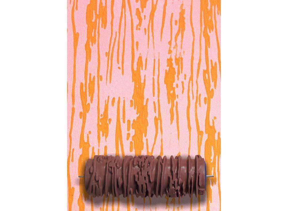 Узорный валик «Дерево»Узорные валики для декора стен<br>Рамка для узорного валика приобретается отдельно!<br> <br> Узорный валик - универсальное приспособление для декорирования практически любой поверхности - от дерева до ткани. Просто использовать и легко ухаживать - красивый узор получится в любом случае, даже ес...<br><br>Артикул: GR-20