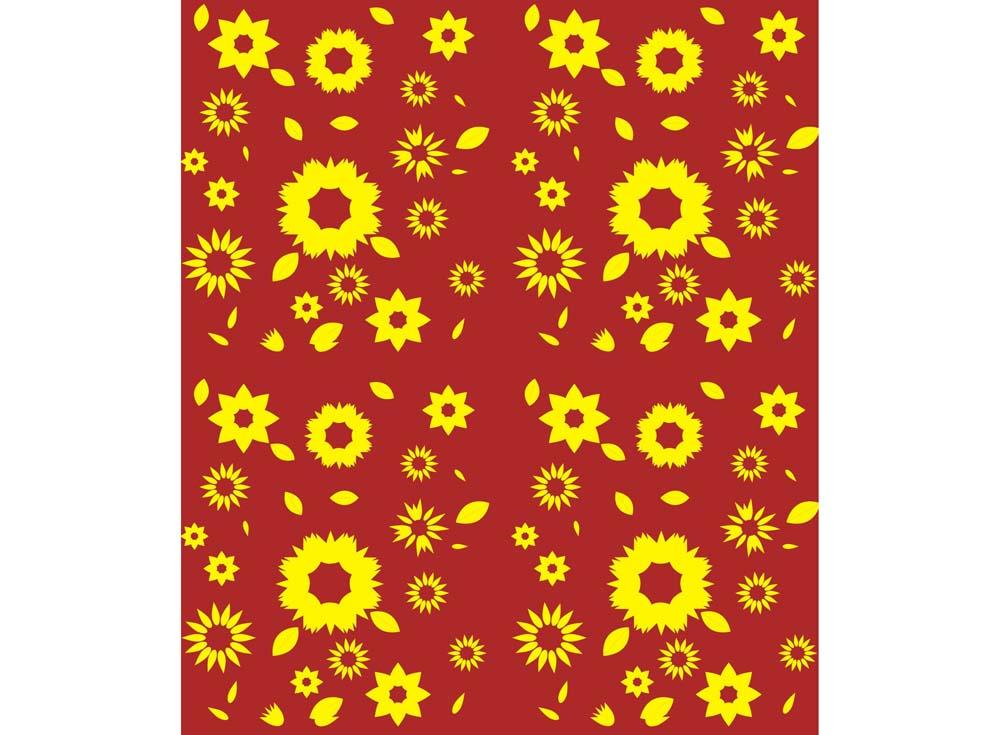 Узорный валик «Бумажные цветы»Узорные валики для декора стен<br>Рамка для узорного валика приобретается отдельно!<br> <br> Узорный валик - универсальное приспособление для декорирования практически любой поверхности - от дерева до ткани. Просто использовать и легко ухаживать - красивый узор получится в любом случае, даже ес...<br><br>Артикул: GR-38