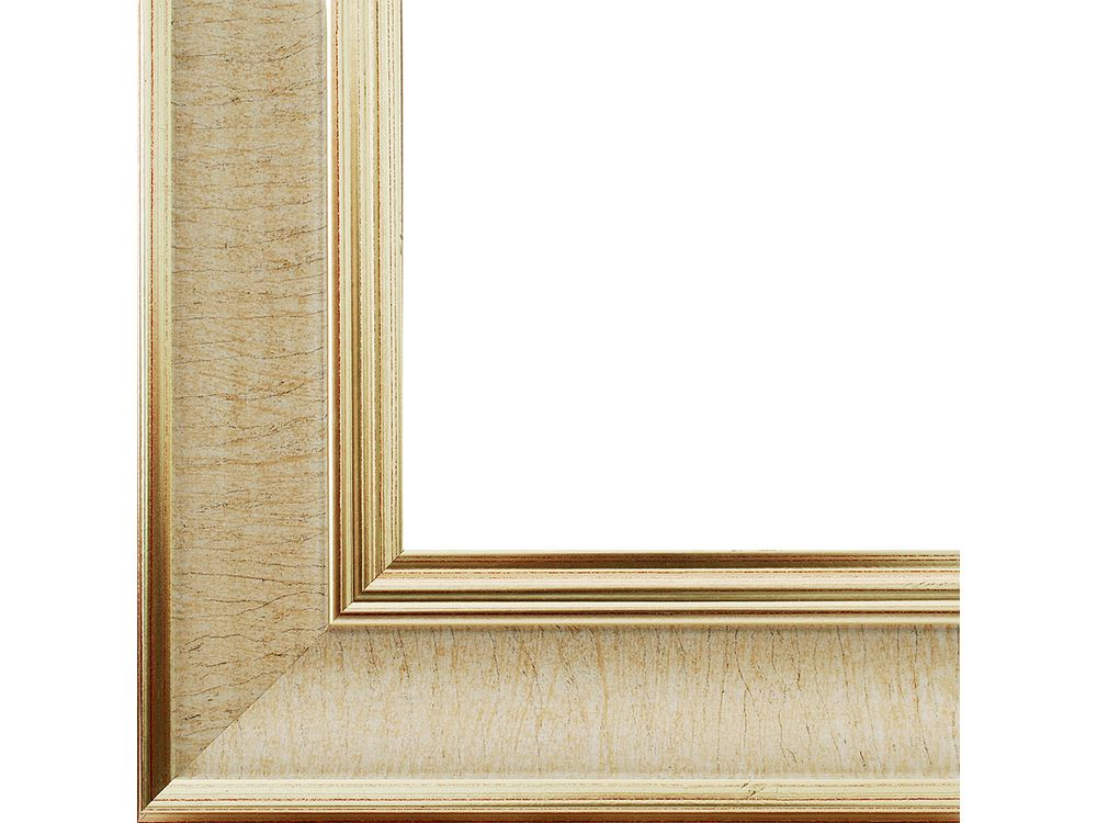 Рамка для картин «Stella»Багетные рамки<br><br><br>Артикул: 2160-BB<br>Размер: 40x50 см<br>Цвет: Золото<br>Ширина: 67 мм<br>Материал багета: Пластик