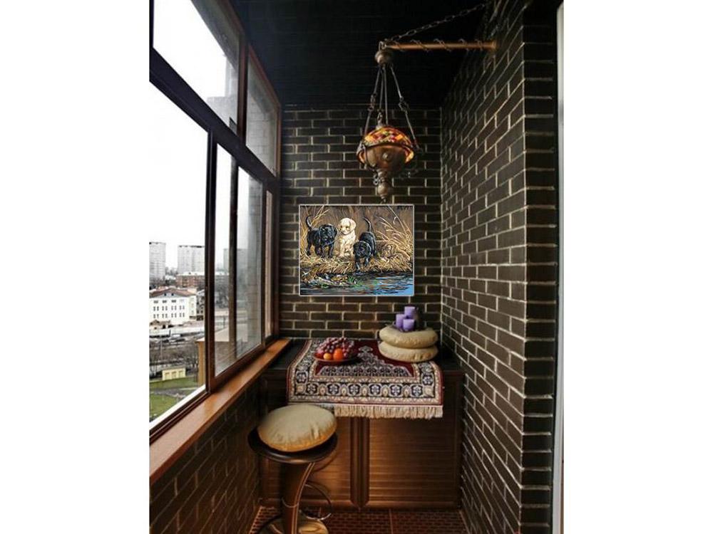 20 потрясающих идей для обустройства балкона vetryachok.com.