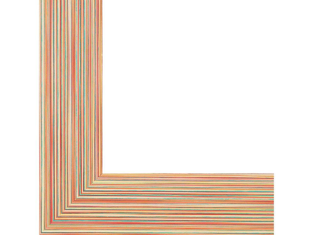 Рамка для картин «Emma»Багетные рамки<br><br><br>Артикул: 2300-BB<br>Размер: 40x50 см<br>Цвет: Смешанный<br>Материал багета: Пластик