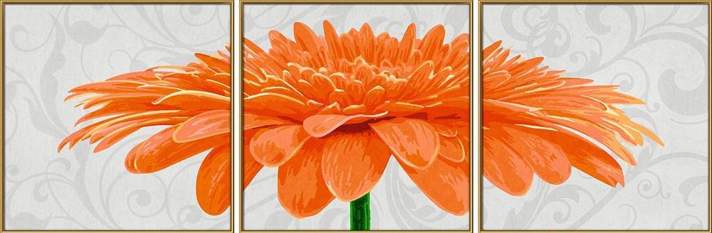 """Картина по номерам «Хризантема»Schipper (Шиппер)<br>Производитель наборов картин по номерам """"Schipper"""" - это исключительное качество всех составляющих. Особенностью этого бренда является то, что основа картины - высококачественный картон, покрытие которого имитирует натуральный холст. Краски """"Schipper"""" обл...<br><br>Артикул: 9400684<br>Основа: Картон<br>Сложность: сложные<br>Размер: 3 шт. 40x40 см<br>Количество цветов: 25<br>Техника рисования: Без смешивания красок"""