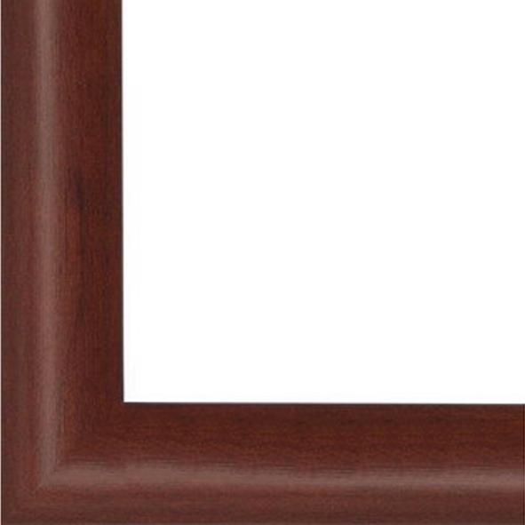 Рамка без стекла для картин «Tyrell»Багетные рамки<br>Багетная рамка, в которую можно оформить как картины на холсте, натянутом на подрамник, так и картины на картоне, фотографии, постеры, алмазную мозаику.<br><br>Артикул: B4050/09<br>Размер: 40x50 см<br>Цвет: Коричневый<br>Ширина: 21 мм<br>Материал багета: Пластик