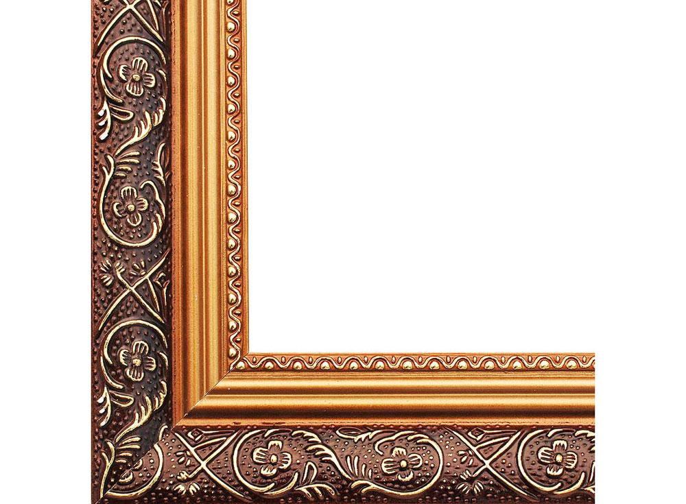 Рамка для картин «Isabelle»Багетные рамки<br><br><br>Артикул: 1020-BL<br>Размер: 30x40 см<br>Цвет: Золото<br>Ширина: 39<br>Материал багета: Пластик