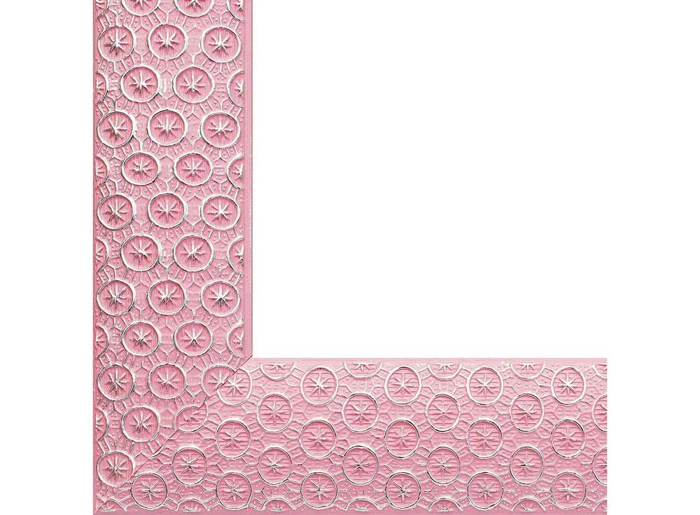 Рамка для картин «Sandra»Багетные рамки<br><br><br>Артикул: 1036-BL<br>Размер: 30x40 см<br>Цвет: Розовый<br>Ширина: 41<br>Материал багета: Дерево