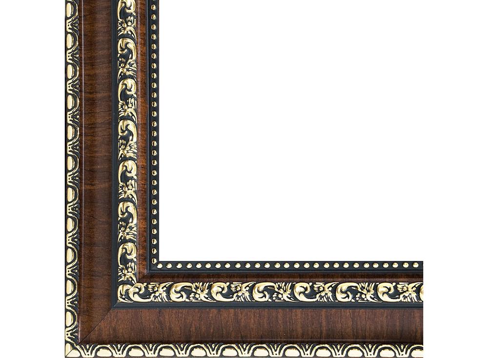 Рамка для картин «Donna»Багетные рамки<br><br><br>Артикул: 1073-BL<br>Размер: 30x40 см<br>Цвет: Коричневый<br>Материал багета: Пластик