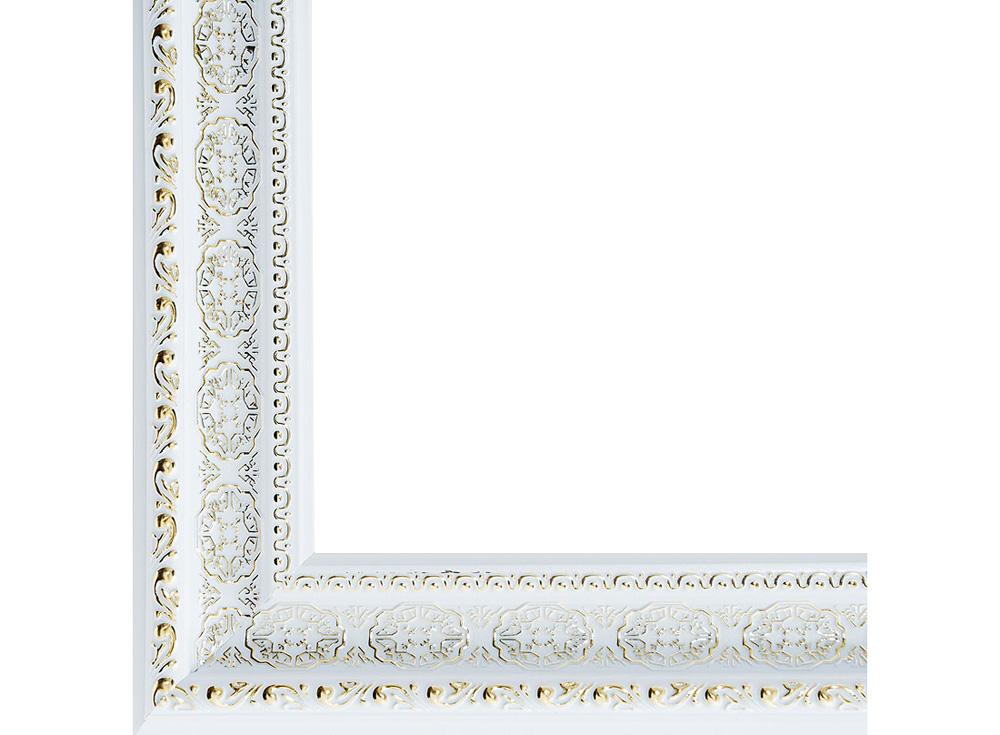 Рамка для картин «Alice»Багетные рамки<br><br><br>Артикул: 1091-BL<br>Размер: 30x40 см<br>Цвет: Серебро<br>Материал багета: Пластик