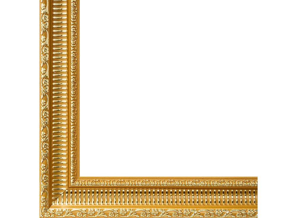 Рамка для картин «Eva»Багетные рамки<br><br><br>Артикул: 2080-BB<br>Размер: 40x50 см<br>Цвет: Золото<br>Материал багета: Пластик