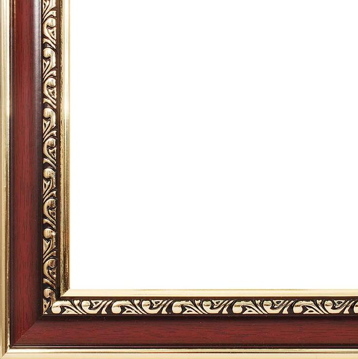 Рамка для картин «Аcademic»Багетные рамки<br><br><br>Артикул: 2582-BB<br>Размер: 40x50<br>Цвет: Коричневый<br>Ширина: 37<br>Материал багета: Пластик