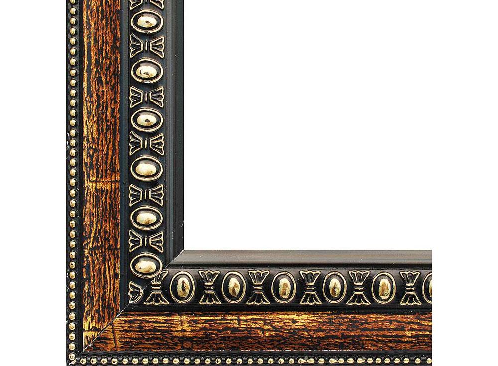 Рамка для картин «Beatrice»Багетные рамки<br><br><br>Артикул: 2603-BB<br>Размер: 40x50 см<br>Цвет: Коричневый<br>Ширина: 45<br>Материал багета: Дерево