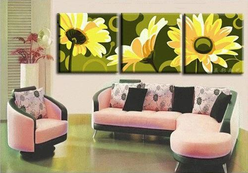 «Цветочное настроение»Menglei (Premium)<br><br><br>Артикул: MN3008<br>Основа: Холст<br>Сложность: средние<br>Размер: 3 шт. 40x40 см<br>Количество цветов: 25<br>Техника рисования: Без смешивания красок