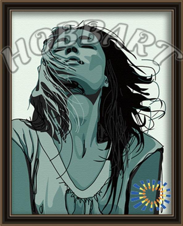 «Навстречу ветру»Hobbart<br><br><br>Артикул: HB4050020<br>Основа: Холст<br>Сложность: средние<br>Размер: 40x50<br>Количество цветов: 8<br>Техника рисования: Без смешивания красок