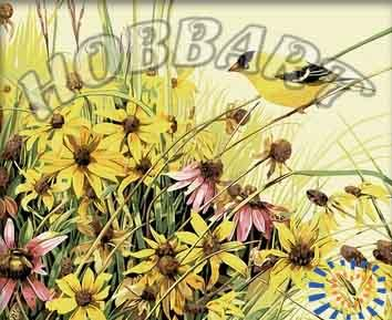 «Птица певчая»Hobbart<br><br><br>Артикул: HB4050070<br>Основа: Холст<br>Сложность: очень сложные<br>Размер: 40x50 см<br>Количество цветов: 29<br>Техника рисования: Без смешивания красок