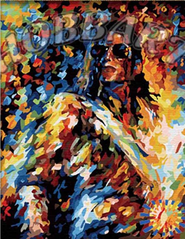 «Кумир» Леонида АфремоваHobbart<br><br><br>Артикул: HB4050125<br>Основа: Холст<br>Сложность: сложные<br>Размер: 40x50 см<br>Количество цветов: 30<br>Техника рисования: Без смешивания красок