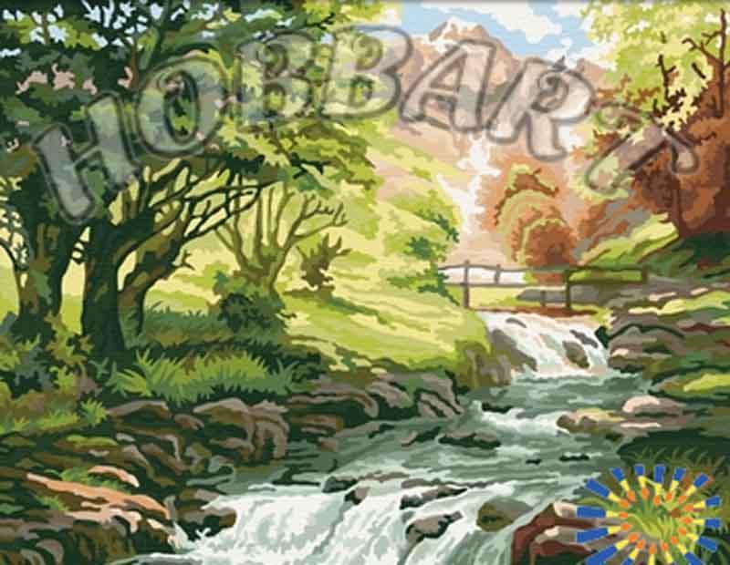 «Чудесный день»Hobbart<br><br><br>Артикул: HB4050216<br>Основа: Холст<br>Сложность: средние<br>Размер: 40x50 см<br>Количество цветов: 30<br>Техника рисования: Без смешивания красок
