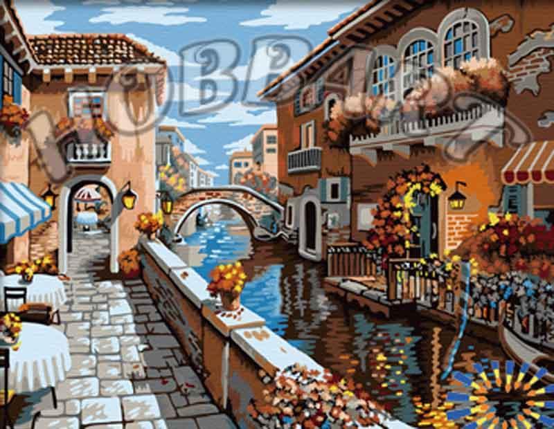 «Цветущая старина» Роберта ПежманаHobbart<br><br><br>Артикул: HB4050303<br>Основа: Холст<br>Сложность: сложные<br>Размер: 40x50 см<br>Количество цветов: 24<br>Техника рисования: Без смешивания красок