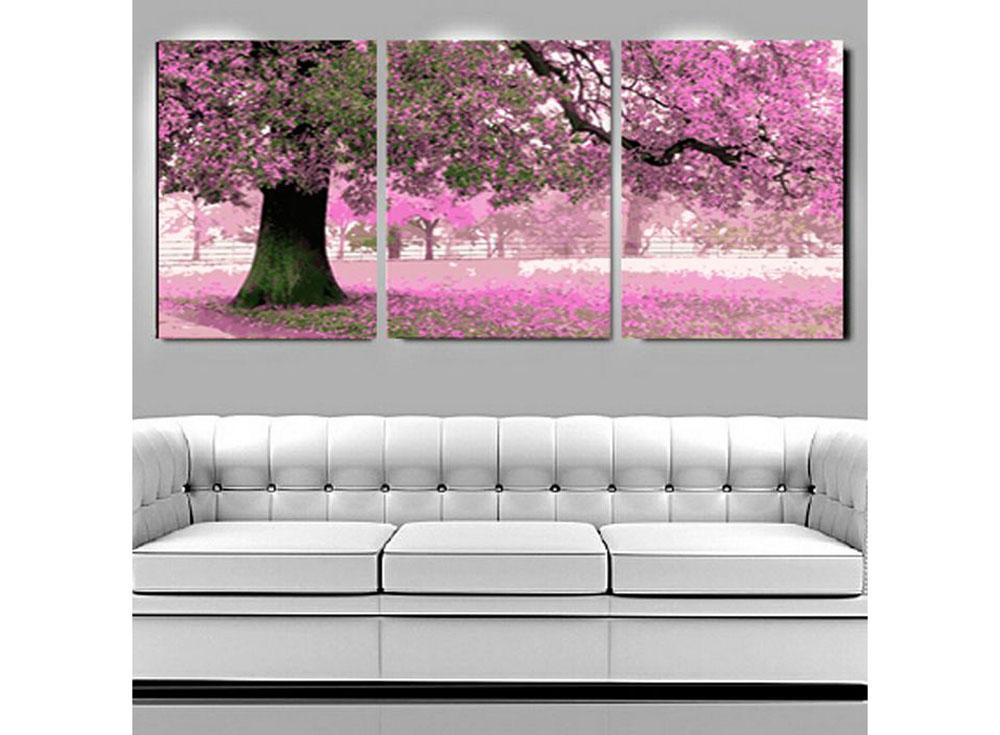 Картина по номерам «В цвету»Menglei (Premium)<br><br><br>Артикул: MX3003<br>Основа: Холст<br>Сложность: средние<br>Размер: 3 шт. 40x50 см<br>Количество цветов: 22<br>Техника рисования: Без смешивания красок