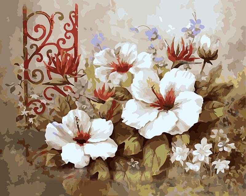 Картина по номерам «Изящный» Вивиан ФлэшMenglei (Premium)<br>Изящный<br><br>Артикул: MG298<br>Основа: Холст<br>Сложность: сложные<br>Размер: 40x50 см<br>Количество цветов: 25<br>Техника рисования: Без смешивания красок