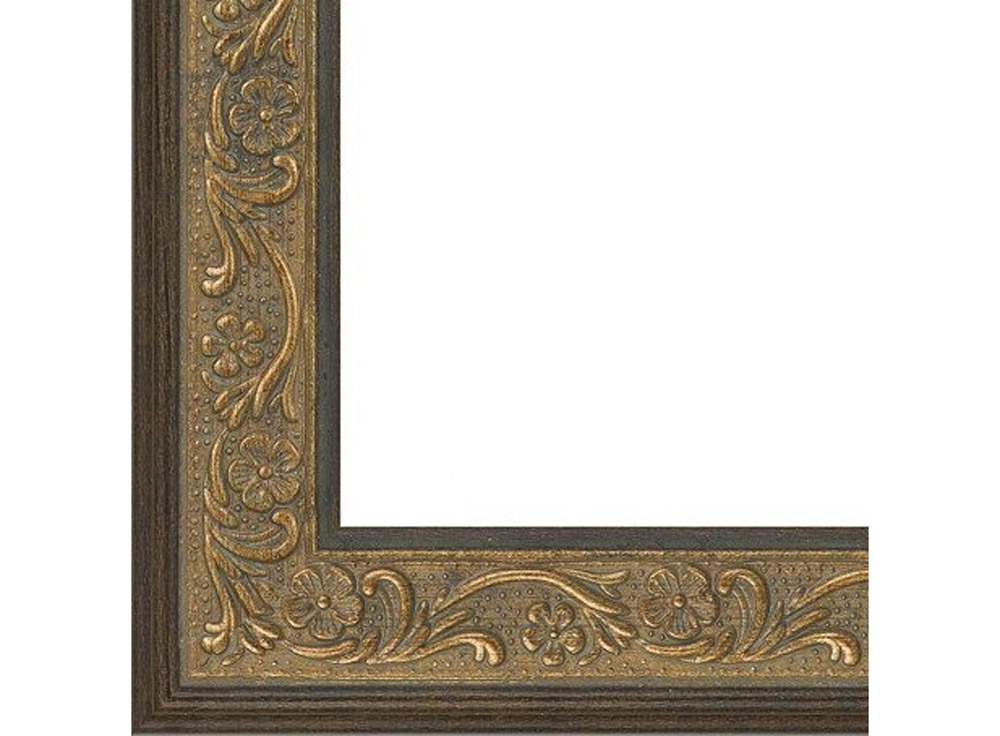 Рамка без стекла для картин «Queen»Багетные рамки<br>Для картин на подрамнике на холсте, на картоне, алмазной мозаики. Стекло в комплект не входит. При необходимости приобретайте стекло отдельно.<br><br>Артикул: B4050/04<br>Размер: 40x50 см<br>Цвет: Коричневый<br>Ширина: 23<br>Материал багета: Пластик<br>Глубина багета: 8 мм