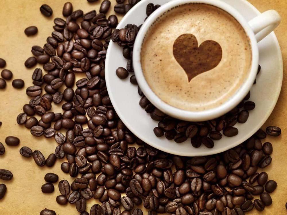 Алмазная вышивка «Кофе для нее»