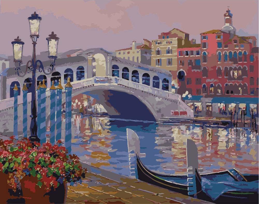 «Сердце Венеции» Микки СенкарикMenglei (Premium)<br><br><br>Артикул: MG1091<br>Основа: Холст<br>Сложность: сложные<br>Размер: 40x50 см<br>Количество цветов: 26<br>Техника рисования: Без смешивания красок