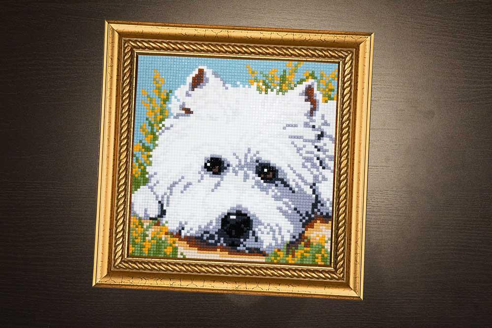 Картины из страз мозаика своими руками фото 167