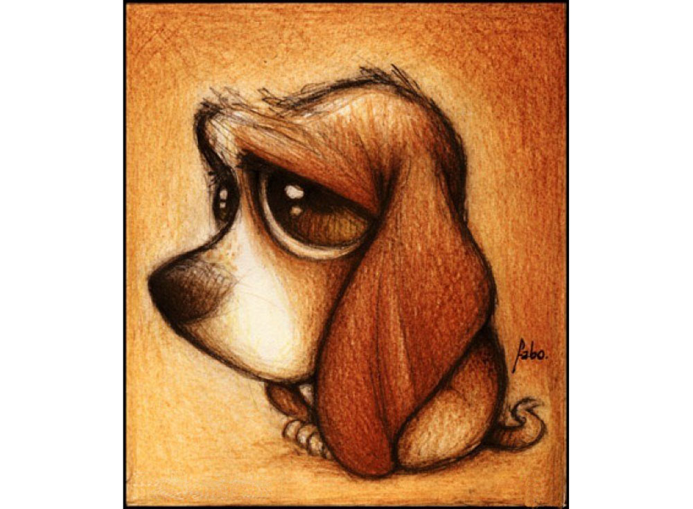 Красивые рисунки животные нарисованные