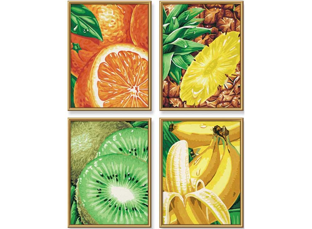 Картина по номерам Schipper (Шиппер) «Тропические фрукты» 9340605