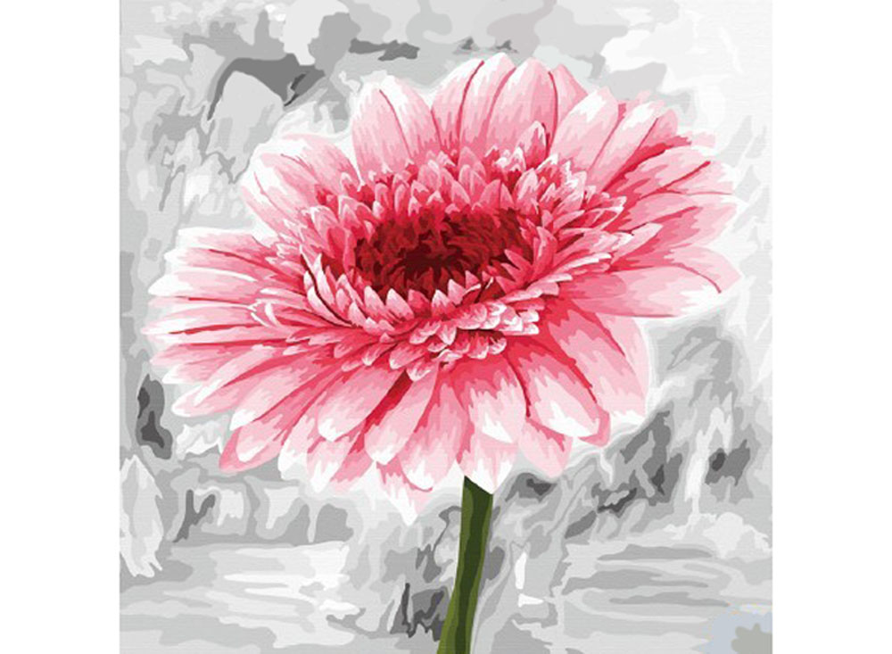«Нежное соло»Hobbart<br><br><br>Артикул: HB4040050<br>Основа: Холст<br>Сложность: средние<br>Размер: 40x40<br>Количество цветов: 24<br>Техника рисования: Без смешивания красок