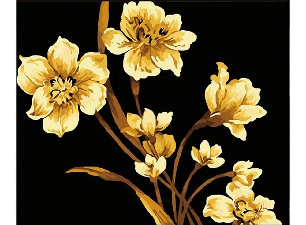«Золотой отблеск»Hobbart<br><br><br>Артикул: JH4050001<br>Основа: Холст<br>Сложность: средние<br>Размер: 40x50 см<br>Количество цветов: 20<br>Техника рисования: Без смешивания красок