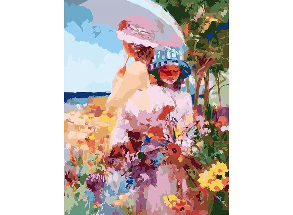Картина по номерам «Лето»Раскраски по номерам Color Kit<br><br><br>Артикул: MMC5033<br>Основа: Холст<br>Сложность: средние<br>Размер: 50x65 см<br>Количество цветов: 35<br>Техника рисования: Без смешивания красок