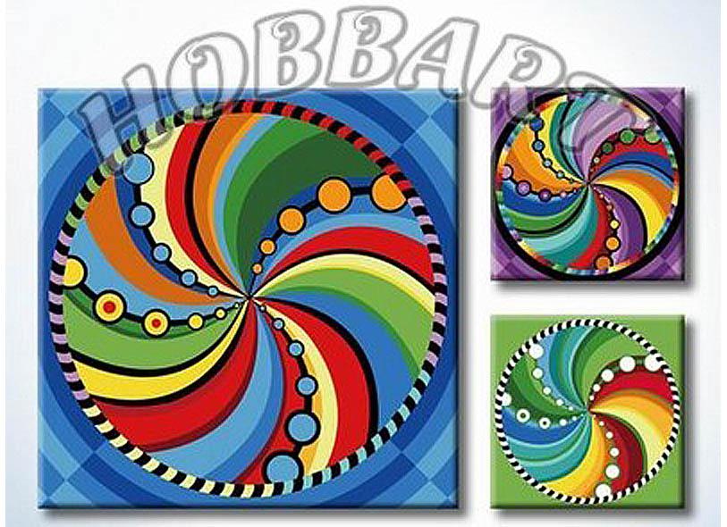«Мандала для раскрашивания №26»Hobbart<br>Набор для раскрашивания мандалы от Hobbart это:<br><br>- один хлопковый холст, натянутый на подрамник с нанесенной на него схемой мандалы (сектора не пронумерованы);<br> - палитра для смешивания красок;<br> - кисточки;<br> - 48 тюбиков с акриловыми красками (4 тюбика с ...<br><br>Артикул: MT4040026<br>Основа: Холст<br>Сложность: легкие<br>Размер: 40x40 см<br>Количество цветов: 23<br>Техника рисования: Без смешивания красок