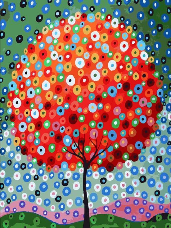 «Денежное дерево»Картины по номерам Белоснежка<br><br><br>Артикул: 754-AS<br>Основа: Холст<br>Сложность: очень сложные<br>Размер: 30x40 см<br>Количество цветов: 34<br>Техника рисования: Без смешивания красок