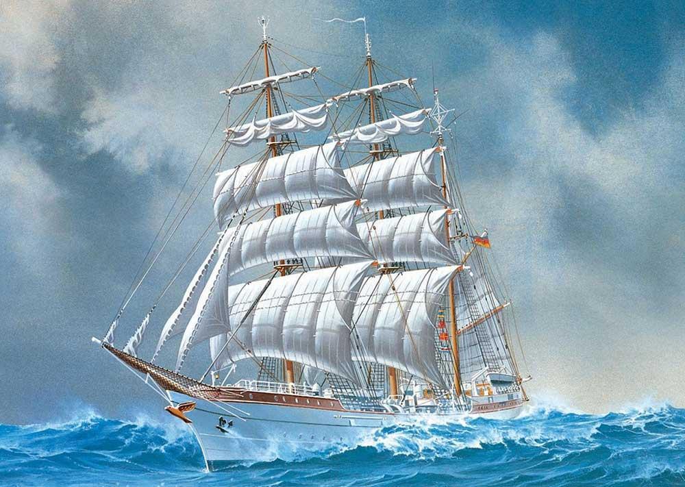 Стразы «Корабль»Алмазная вышивка Гранни<br><br><br>Артикул: AG2220<br>Основа: Холст без подрамника<br>Сложность: средние<br>Размер: 27x38 см<br>Выкладка: Полная<br>Количество цветов: 31<br>Тип страз: Квадратные