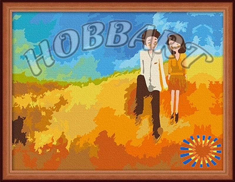 «Золотая пора»Hobbart<br><br><br>Артикул: HB3040022<br>Основа: Холст<br>Сложность: средние<br>Размер: 30x40 см<br>Количество цветов: 22<br>Техника рисования: Без смешивания красок