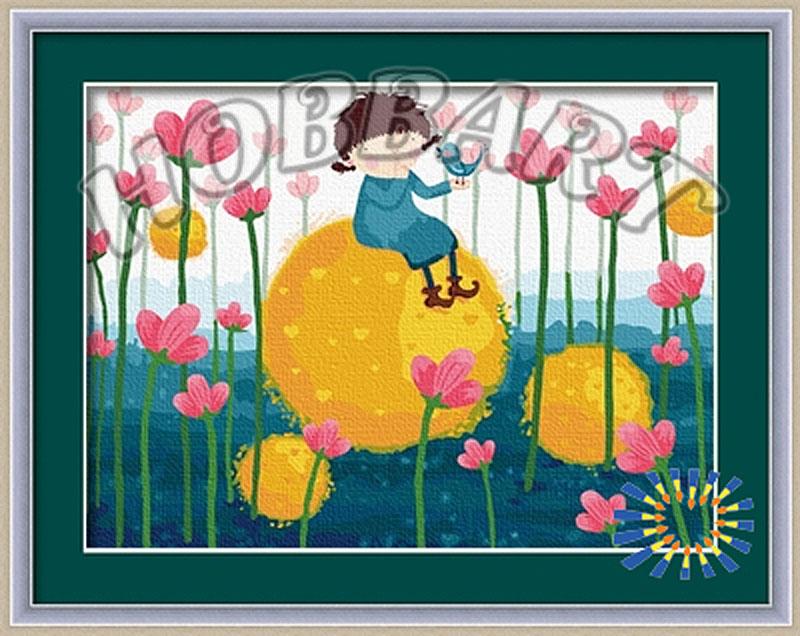 «Волшебная»Hobbart<br><br><br>Артикул: HB3040059<br>Основа: Холст<br>Сложность: сложные<br>Размер: 30x40 см<br>Количество цветов: 25<br>Техника рисования: Без смешивания красок