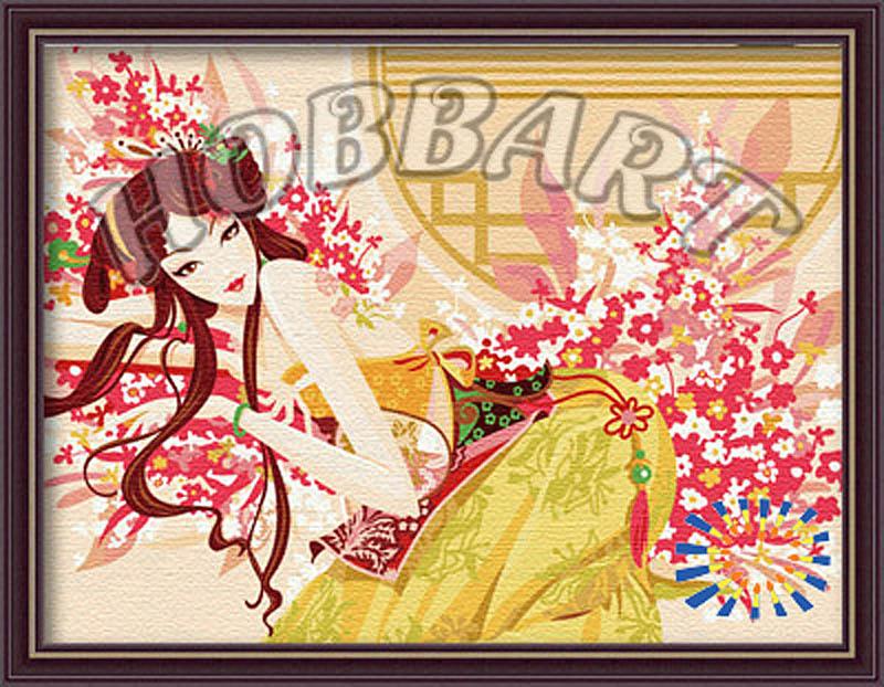 «Пленительный взгляд»Hobbart<br><br><br>Артикул: HB3040077<br>Основа: Холст<br>Сложность: сложные<br>Размер: 30x40 см<br>Количество цветов: 22<br>Техника рисования: Без смешивания красок
