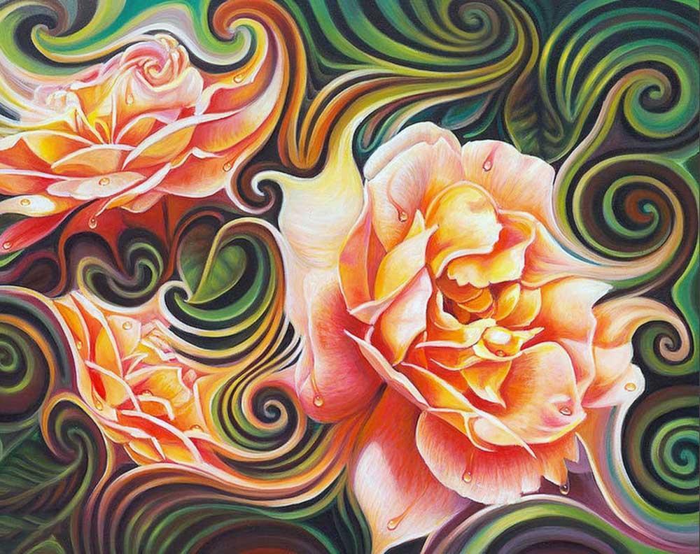 Стразы «Волшебные цветы» Рикардо Чавеса МендесаАлмазная вышивка Гранни<br><br><br>Артикул: Ag4641<br>Основа: Холст без подрамника<br>Сложность: средние<br>Размер: 38x48 см<br>Выкладка: Полная<br>Количество цветов: 45<br>Тип страз: Квадратные