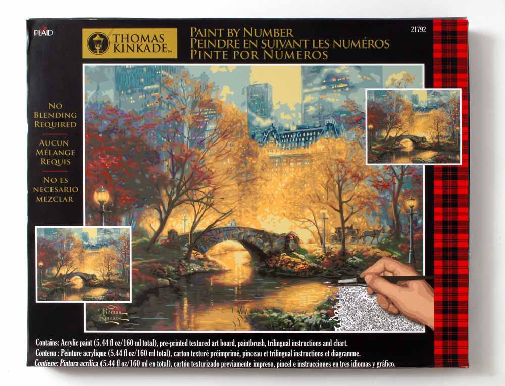 Картина по номерам «Хурма и хризантемы» Максин Джонстон ...