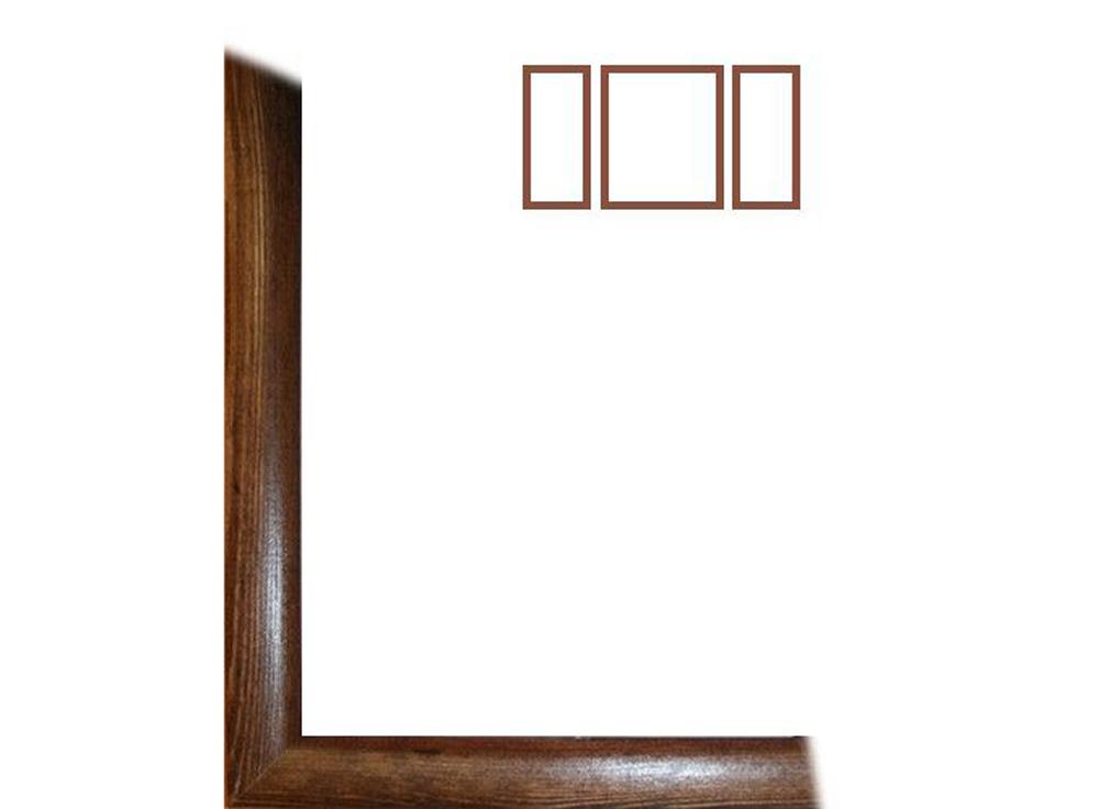 Рамка без стекла для триптиха «Berta»Багетные рамки<br>Для картин на картоне. Подходит для триптихов SCHIPPER 50х80 см<br><br>В комплект входит: рамка, задняя подложка, и крючок-вешалка. Стекло в комплект не входит. При необходимости приобретайте стекло отдельно.<br><br>Артикул: 0006-61-0007<br>Размер: 50x80 см<br>Цвет: Коричневый<br>Ширина: 26<br>Материал багета: Дерево