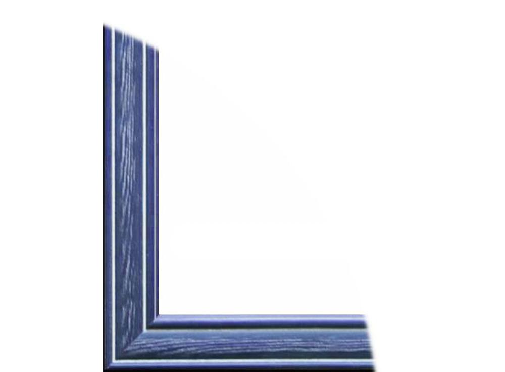 Рамка без стекла для картин «Polina»Багетные рамки<br>Для картин на картоне. В комплект входит: рамка, задняя подложка, крючок-вешалка. Стекло в комплект не входит. При необходимости приобретайте стекло отдельно.<br><br>Артикул: 0016-16-0004<br>Размер: 40x50<br>Цвет: Синий<br>Ширина: 40<br>Материал багета: Дерево