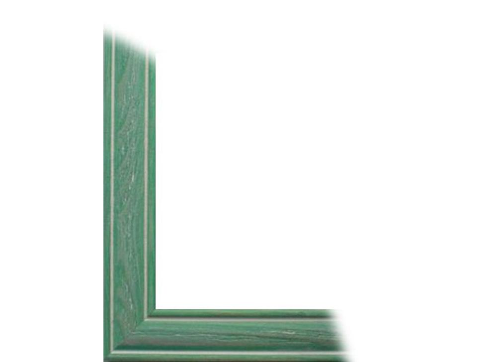 Рамка без стекла для картин «Polina»Багетные рамки<br>Для картин на картоне. В комплект входит: рамка, задняя подложка, крючок-вешалка. Стекло в комплект не входит. При необходимости приобретайте стекло отдельно.<br><br>Артикул: 0016-16-0008<br>Размер: 40x50 см<br>Цвет: Зеленый<br>Ширина: 40<br>Материал багета: Дерево