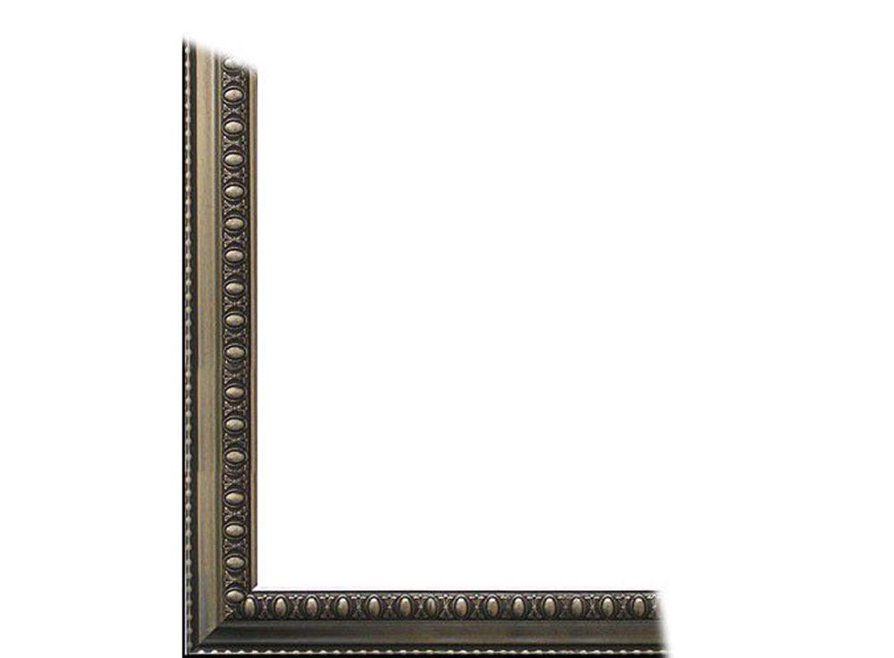 Рамка без стекла для картин «Charlotta»Багетные рамки<br>Для картин на холсте на подрамнике или на картоне. В комплект входит: рамка, задняя подложка, крючок-вешалка. Стекло в комплект не входит. При необходимости приобретайте стекло отдельно.<br><br>Артикул: 0024-16-0510<br>Размер: 40x50 см<br>Цвет: Серебро<br>Ширина: 45<br>Материал багета: Пластик