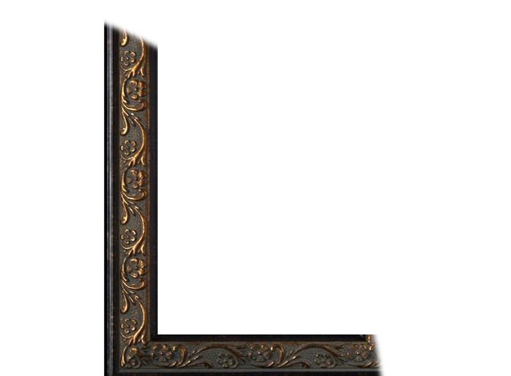 Рамка без стекла для картин «Diadora»Багетные рамки<br>Для картин на картоне. В комплект входит: рамка, задняя подложка, крючок-вешалка. Стекло в комплект не входит. При необходимости приобретайте стекло отдельно.<br><br>Артикул: 0066-16-1367<br>Размер: 40x50 см<br>Цвет: Золото<br>Ширина: 23<br>Материал багета: Пластик