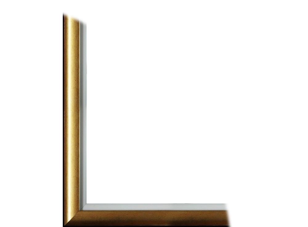 Рамка без стекла для картин «Gella»Багетные рамки<br>Для картин на картоне. В комплект входит: рамка, задняя подложка, крючок-вешалка. Стекло в комплект не входит. При необходимости приобретайте стекло отдельно.<br><br>Артикул: 0079-16-0547<br>Размер: 40x50 см<br>Цвет: Золото<br>Ширина: 35<br>Материал багета: Пластик