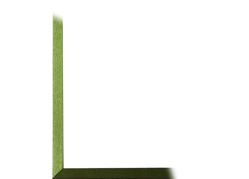 Рамка без стекла для картин «Stela»Багетные рамки<br>Для картин на картоне. В комплект входит: рамка, задняя подложка, крючок-вешалка. Стекло в комплект не входит. При необходимости приобретайте стекло отдельно.<br><br>Артикул: 0080-81-2553<br>Размер: 38x50<br>Цвет: Зеленый<br>Ширина: 13<br>Материал багета: Пластик