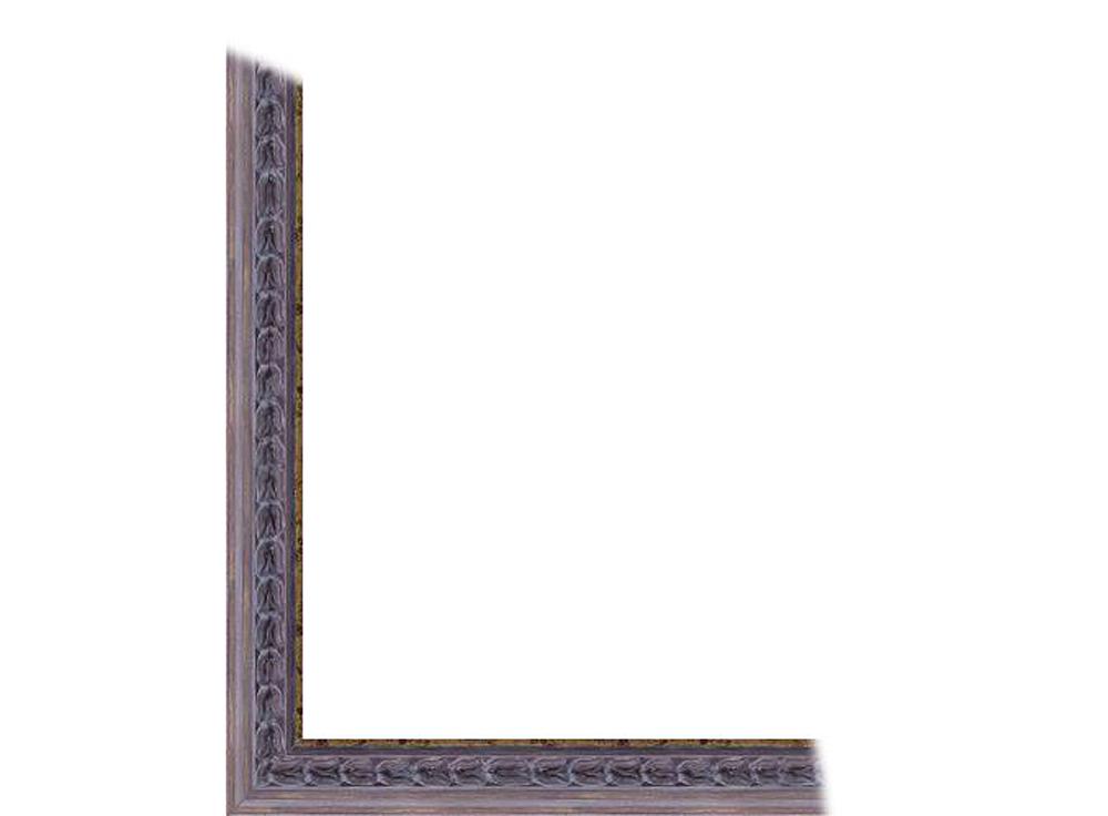 Ламинированная рамка без стекла «Василиса»Багетные рамки<br>Для картин на картоне. В комплект входит: рамка, задняя подложка, крючок-вешалка. Стекло в комплект не входит. При необходимости приобретайте стекло отдельно.<br><br>Артикул: 215-01-4050<br>Размер: 40x50 см<br>Цвет: Фиолетовый<br>Ширина: 21<br>Материал багета: Дерево<br>Глубина багета: 8 мм