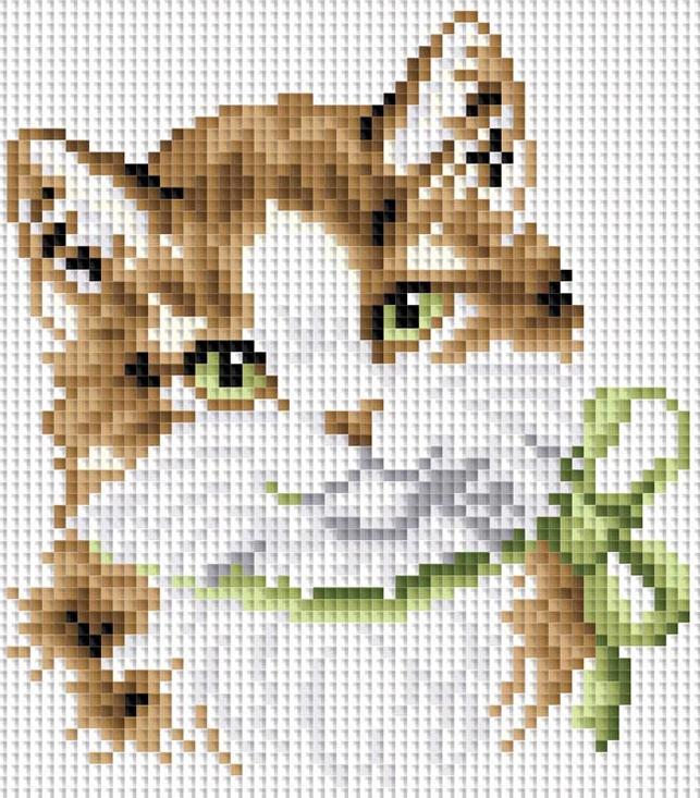 Стразы «Кошка Алиса»Алмазная вышивка фирмы Белоснежка<br><br><br>Артикул: 015-ST-S<br>Основа: Холст на подрамнике<br>Размер: 20x20 см<br>Выкладка: Полная<br>Количество цветов: 11<br>Тип страз: Квадратные